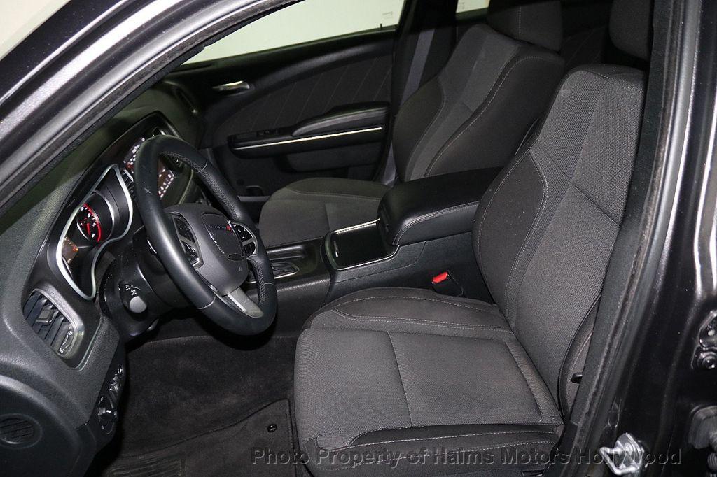 2018 Dodge Charger SXT Plus RWD - 18183615 - 16