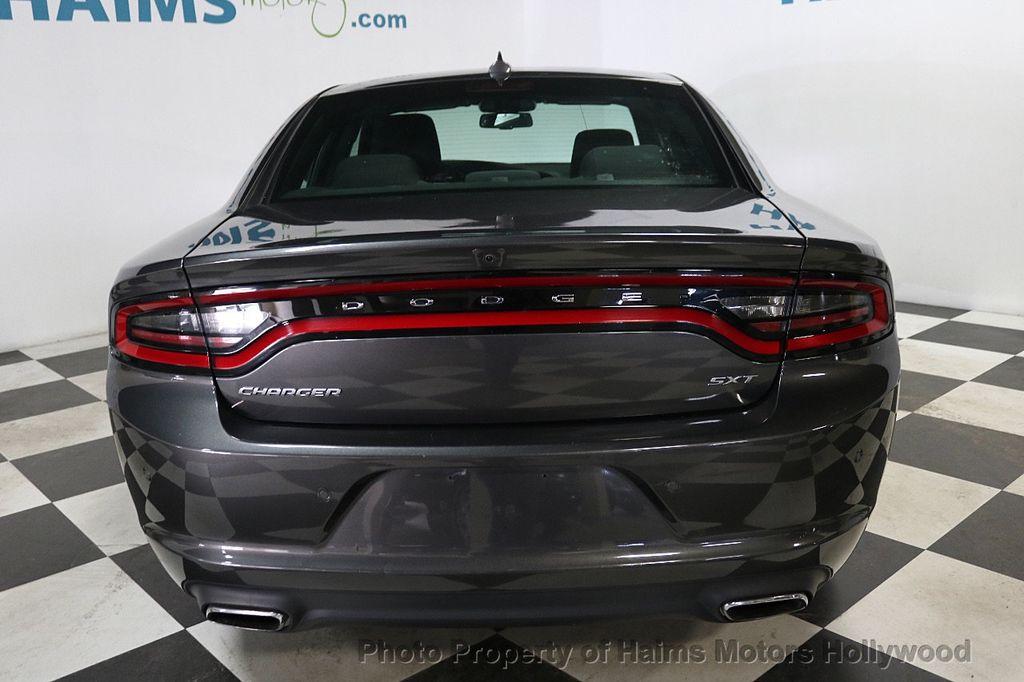 2018 Dodge Charger SXT Plus RWD - 18183615 - 5