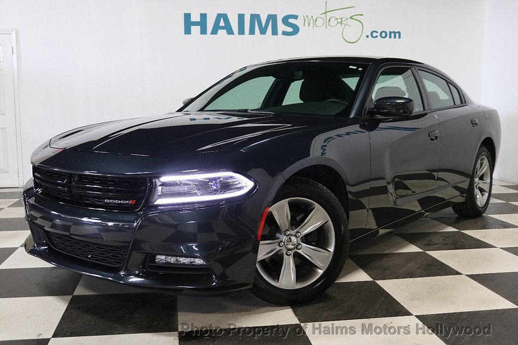 2018 Dodge Charger SXT Plus RWD - 18512811 - 1