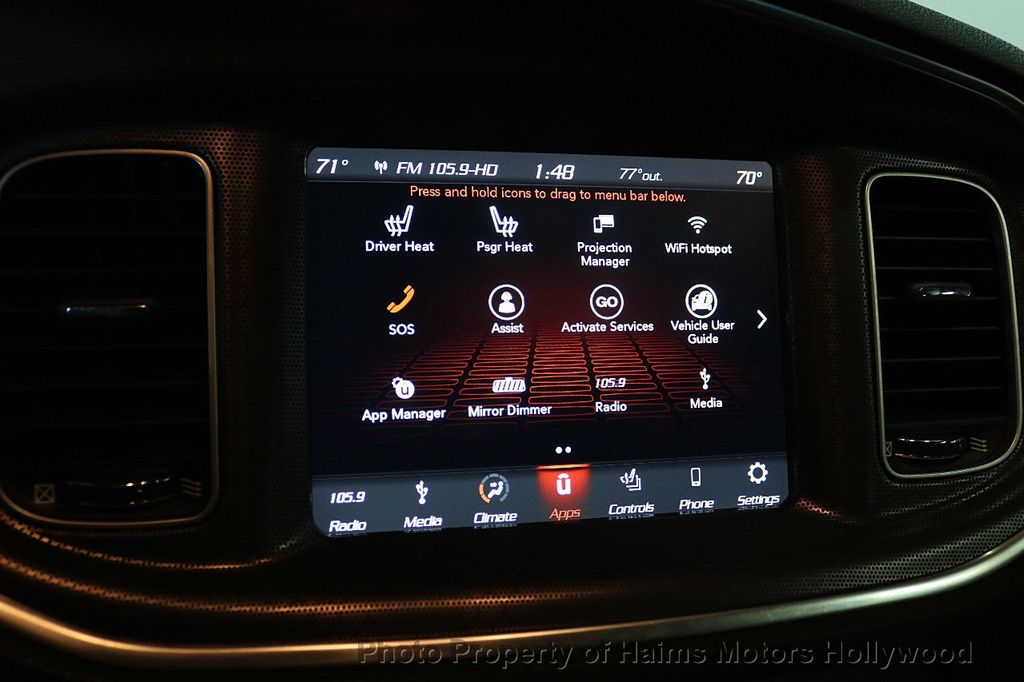 2018 Dodge Charger SXT Plus RWD - 18512811 - 27