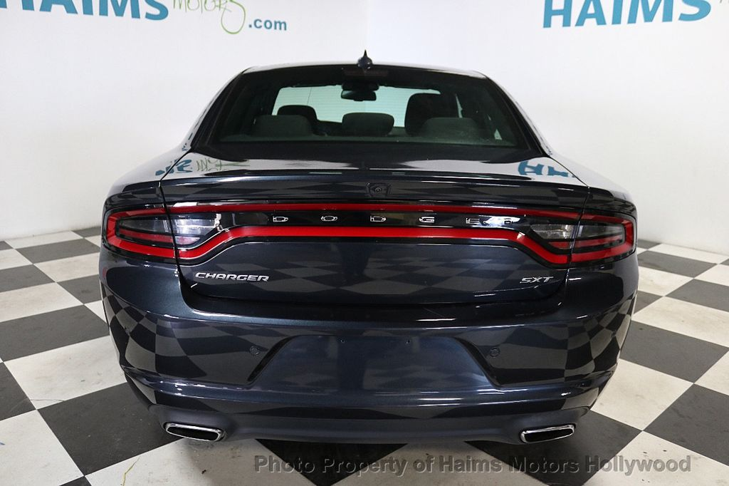 2018 Dodge Charger SXT Plus RWD - 18512811 - 5