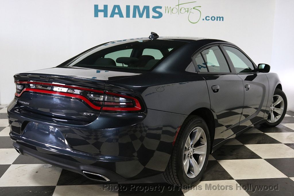 2018 Dodge Charger SXT Plus RWD - 18512811 - 6