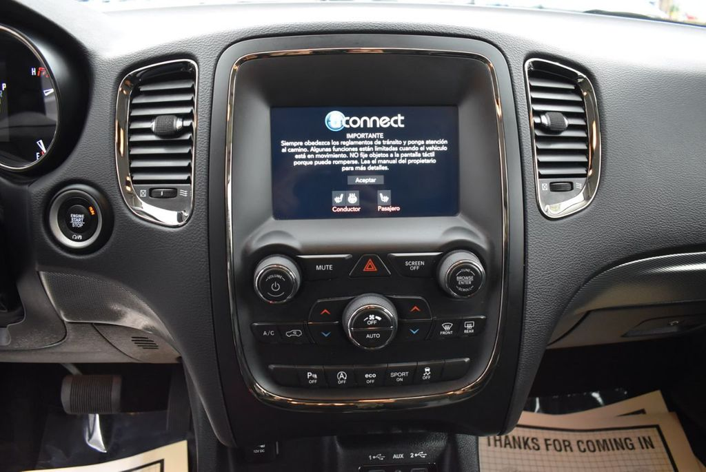 2018 Dodge Durango GT AWD - 18546163 - 25