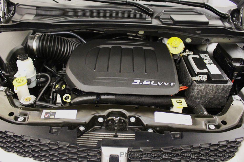 2018 Dodge Grand Caravan CERTIFIED GRAND CARAVAN GT 7 PASSENGER NAV BACK UP CAM - 18181387 - 20