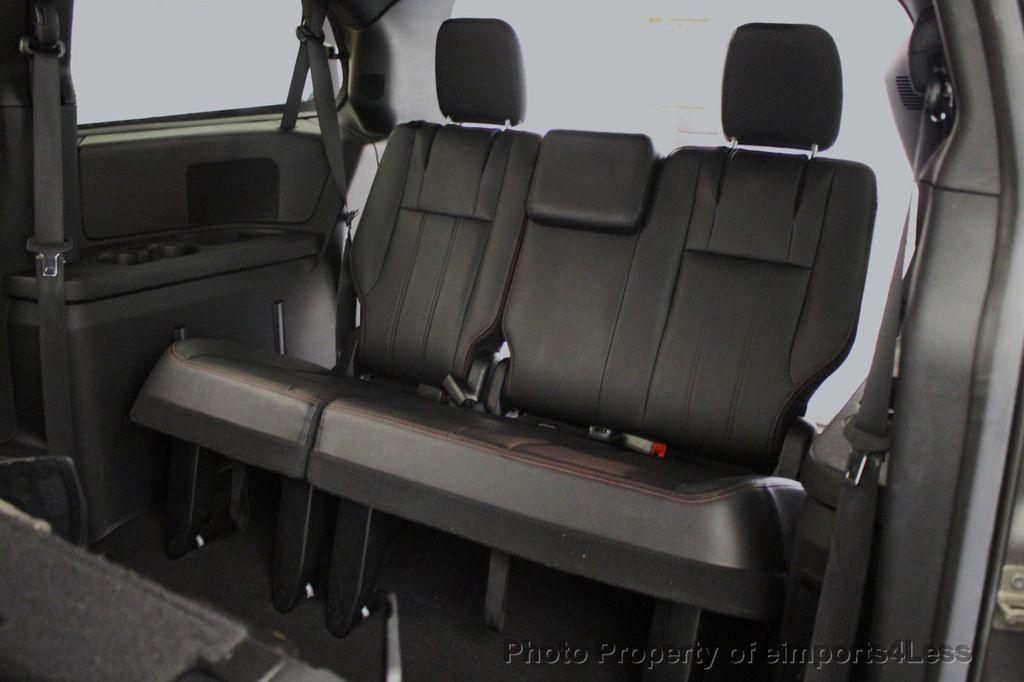 2018 Dodge Grand Caravan CERTIFIED GRAND CARAVAN GT 7 PASSENGER NAV BACK UP CAM - 18181387 - 39