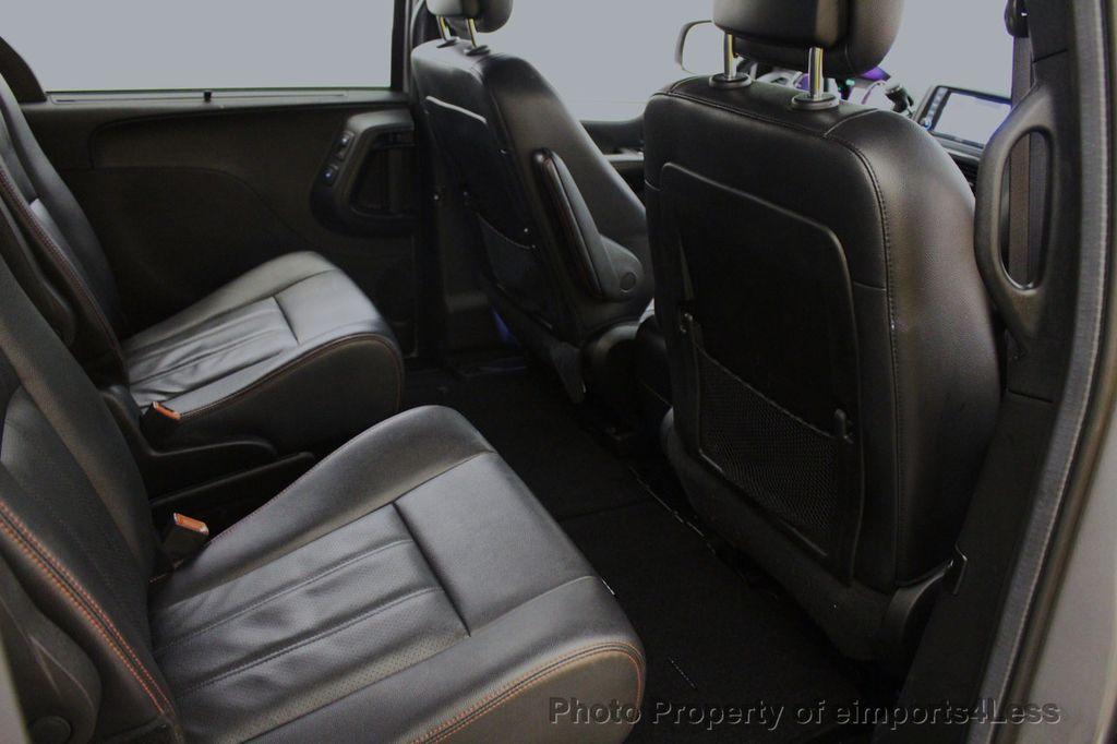 2018 Dodge Grand Caravan CERTIFIED GRAND CARAVAN GT 7 PASSENGER NAV BACK UP CAM - 18181387 - 41