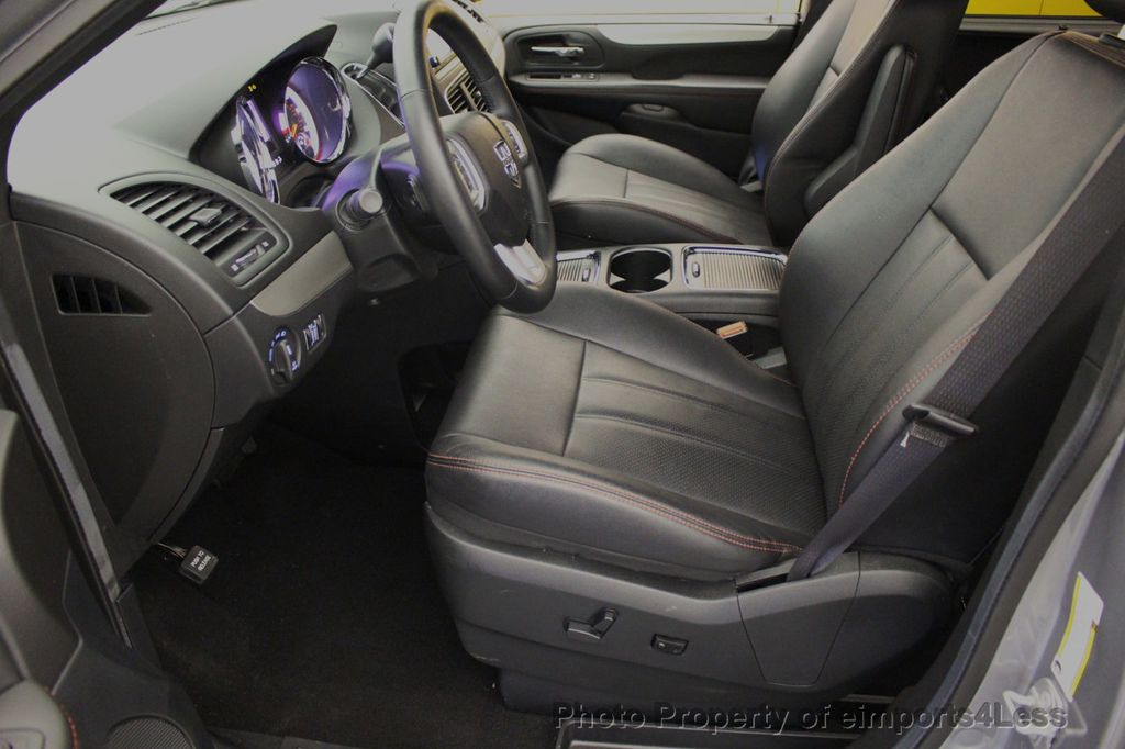 2018 Dodge Grand Caravan CERTIFIED GRAND CARAVAN GT 7 PASSENGER NAV BACK UP CAM - 18181387 - 42
