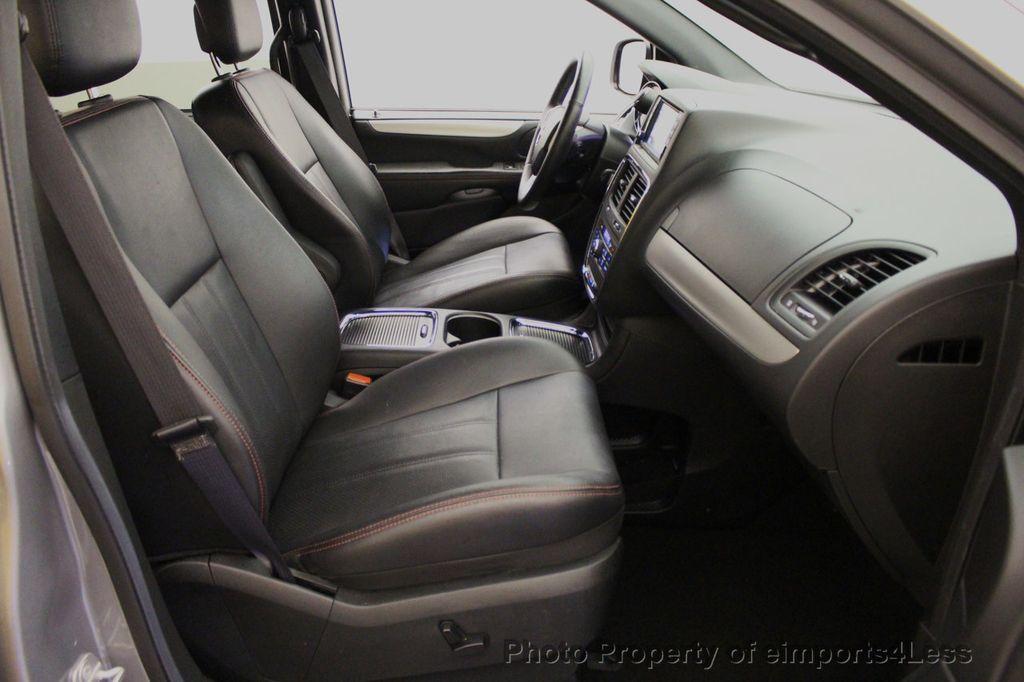 2018 Dodge Grand Caravan CERTIFIED GRAND CARAVAN GT 7 PASSENGER NAV BACK UP CAM - 18181387 - 43