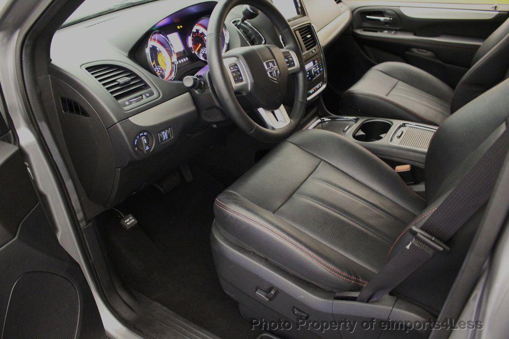 2018 Dodge Grand Caravan CERTIFIED GRAND CARAVAN GT 7 PASSENGER NAV BACK UP CAM - 18181387 - 52
