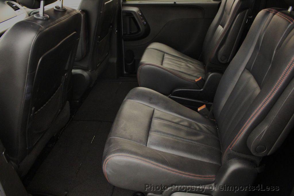 2018 Dodge Grand Caravan CERTIFIED GRAND CARAVAN GT 7 PASSENGER NAV BACK UP CAM - 18181387 - 54