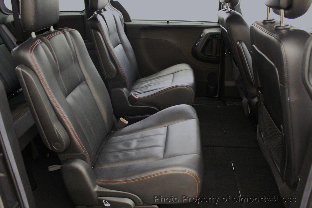 2018 Dodge Grand Caravan CERTIFIED GRAND CARAVAN GT 7 PASSENGER NAV BACK UP CAM - 18181387 - 55