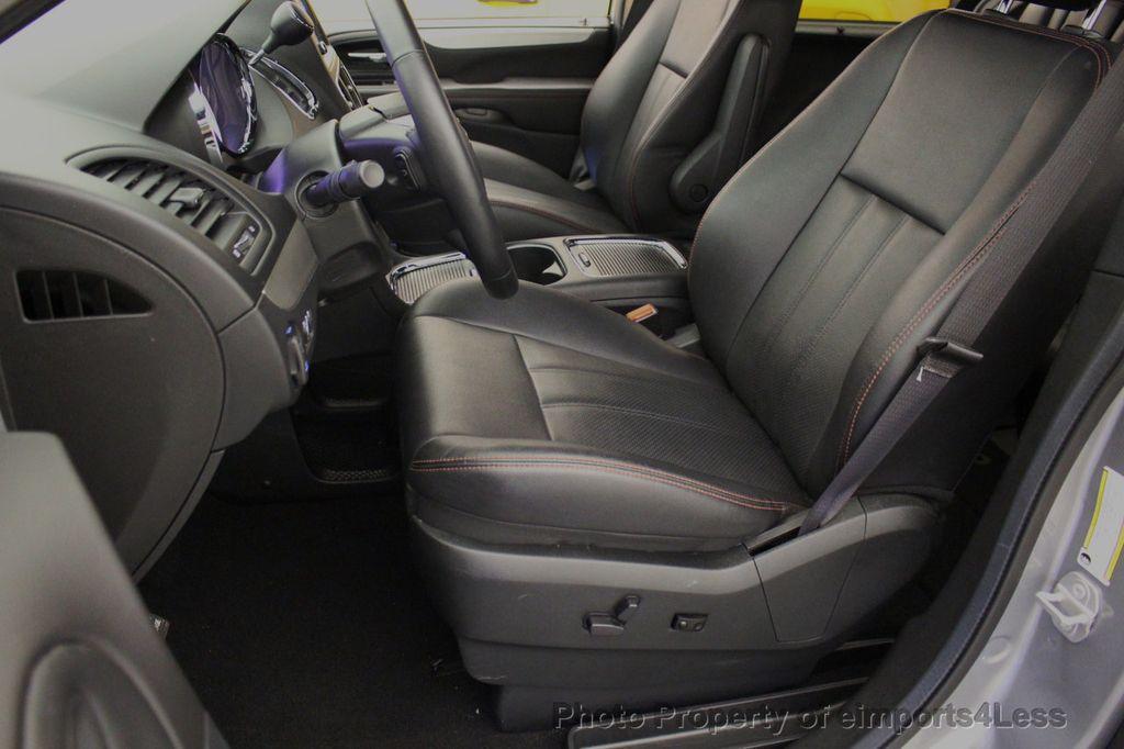 2018 Dodge Grand Caravan CERTIFIED GRAND CARAVAN GT 7 PASSENGER NAV BACK UP CAM - 18181387 - 5