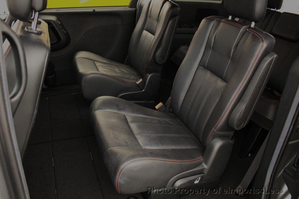2018 Dodge Grand Caravan CERTIFIED GRAND CARAVAN GT 7 PASSENGER NAV BACK UP CAM - 18181387 - 7