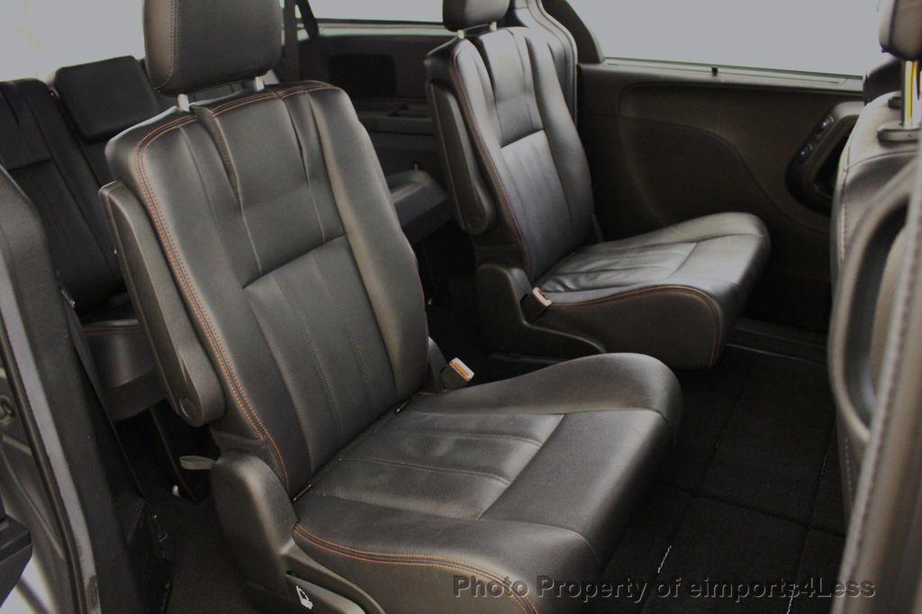 2018 Dodge Grand Caravan CERTIFIED GRAND CARAVAN GT 7 PASSENGER NAV BACK UP CAM - 18181387 - 8