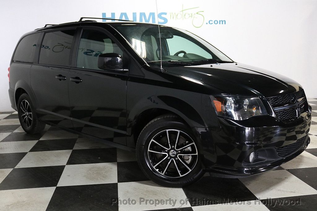 2018 Dodge Grand Caravan GT Wagon - 18649268 - 3