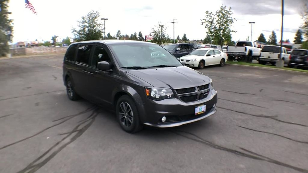 2018 Used Dodge Grand Caravan Gt Wagon At Hertz Car Sales Of Bend Or Iid 20078435