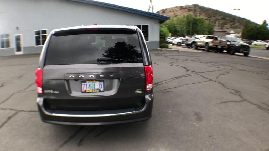 2018 Used Dodge Grand Caravan Gt Wagon At Hertz Car Sales Of Bend Or Iid 20078435