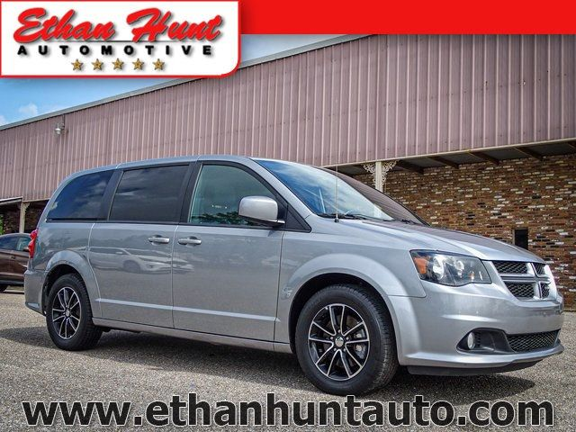 2018 Used Dodge Grand Caravan Gt Wagon At Ethan Hunt Automotive Serving Mobile Al Iid 20122844