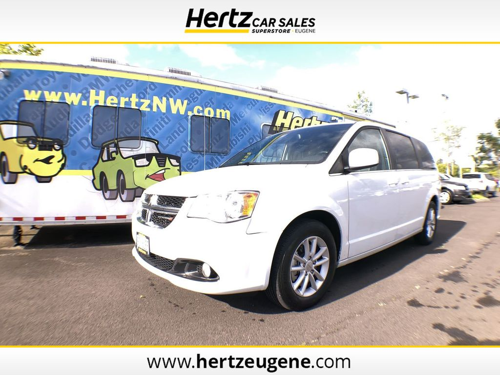 2018 Used Dodge Grand Caravan Sxt Wagon At Hertz Car Sales Of Eugene Or Iid 20069647
