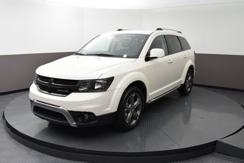 2018 Used DODGE JOURNEY CROSSROAD at Benji Auto Sales Serving West Park,  FL, IID 18999616