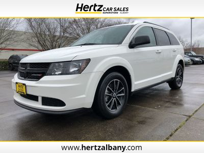 Used Dodge Journey Albany Or