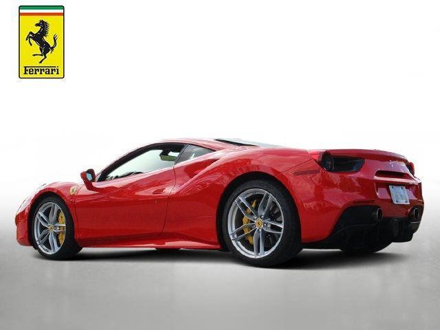 Certified Pre Owned 2018 Ferrari 488 Gtb