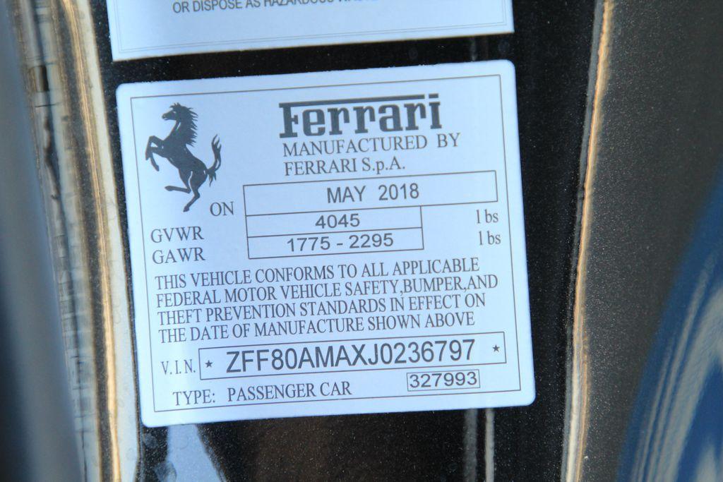 2018 Ferrari 488 Spider Convertible - 18243391 - 53