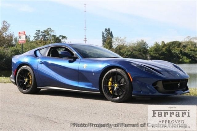 2018 Ferrari 812 Superfast Coupe - 18369563 - 10