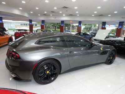 2018 Ferrari GTC4Lusso AWD - Click to see full-size photo viewer
