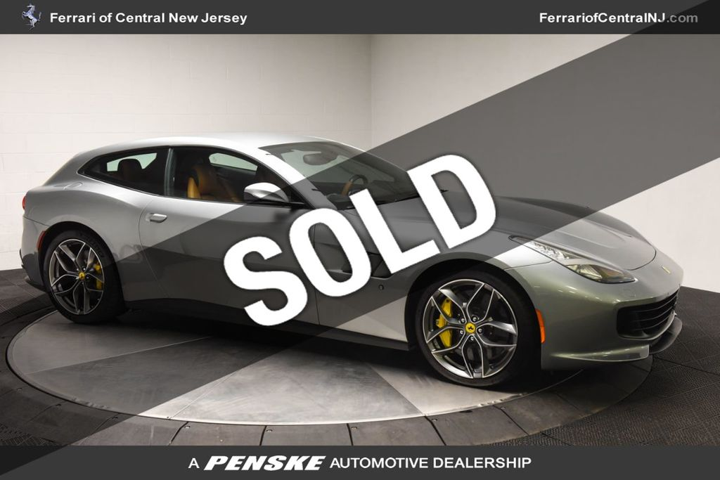 2018 Used Ferrari Gtc4lusso Lusso T At Bentley Edison Serving New York New Jersey Nj Iid 18961469
