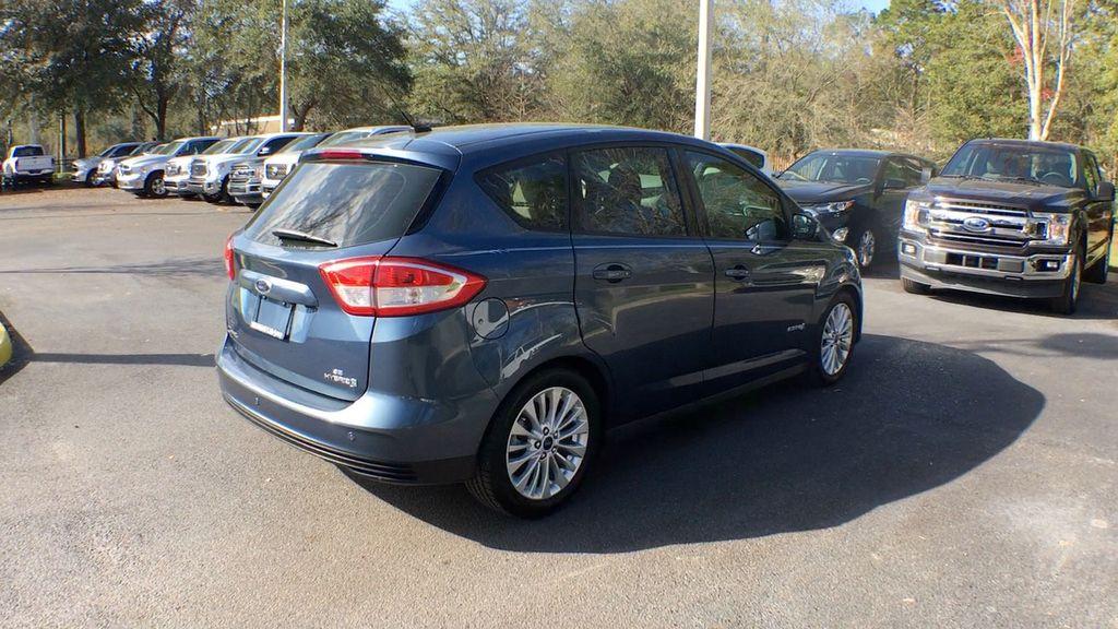 2018 Ford C Max Hybrid Se Fwd 18602726 9