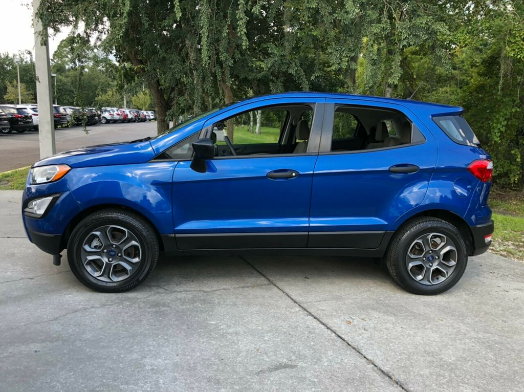 2018 Ford EcoSport S FWD - 18236104 - 1