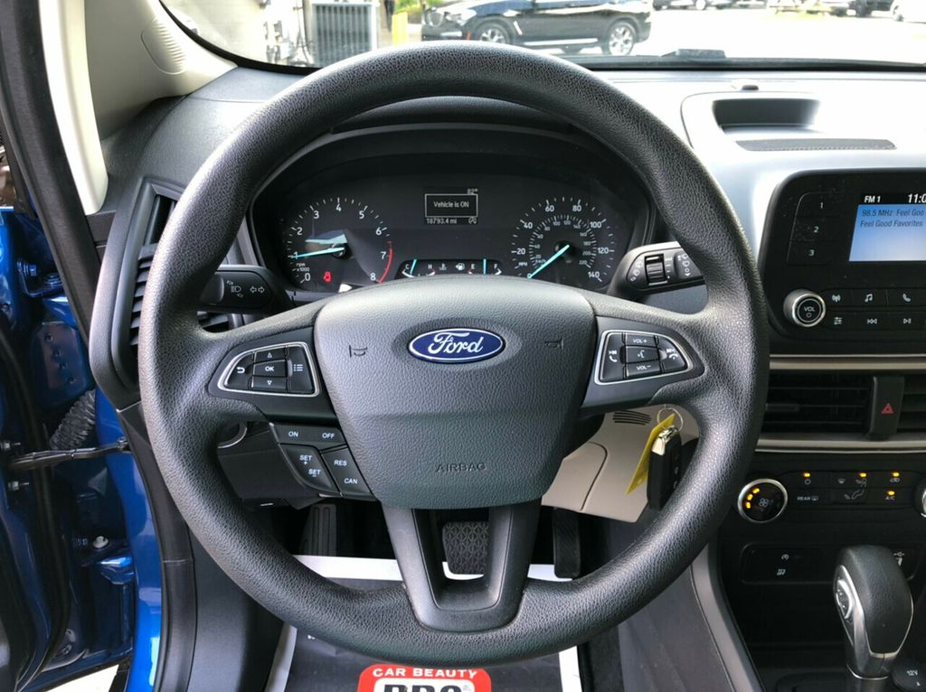 2018 Ford EcoSport S FWD - 18236104 - 4