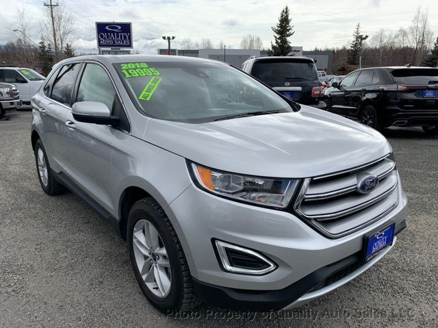 Ford Edge Awd >> 2018 Used Ford Edge Sel Awd At Quality Auto Sales Llc Serving Anchorage Ak Iid 19635506
