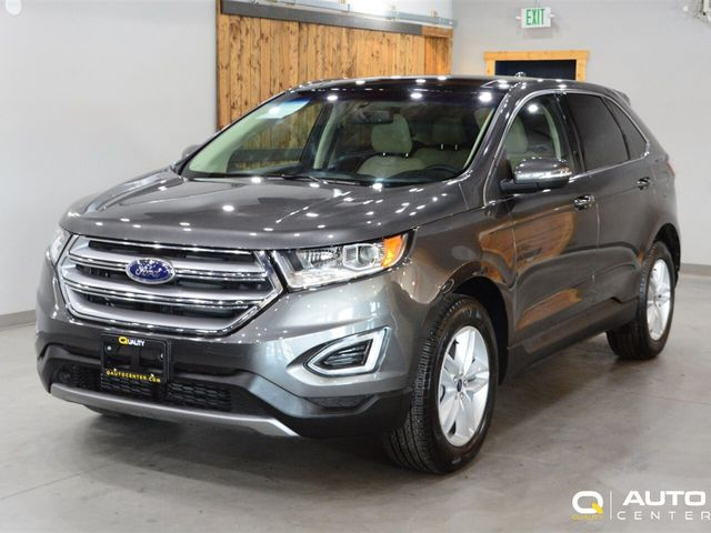 Ford Edge Used >> 2018 Used Ford Edge Sel Awd At Quality Auto Center Serving Seattle Lynnwood And Everett Wa Iid 18975083