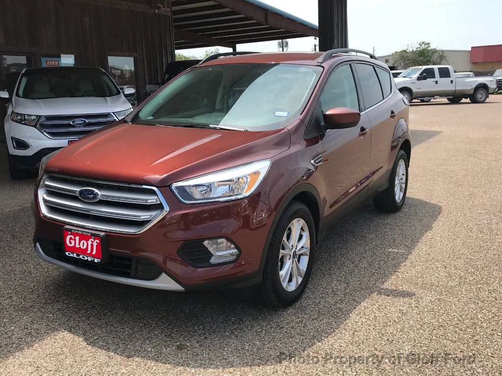 2018 Ford Escape SE FWD - 17662648 - 0