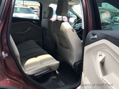 2018 Ford Escape SE FWD - Click to see full-size photo viewer