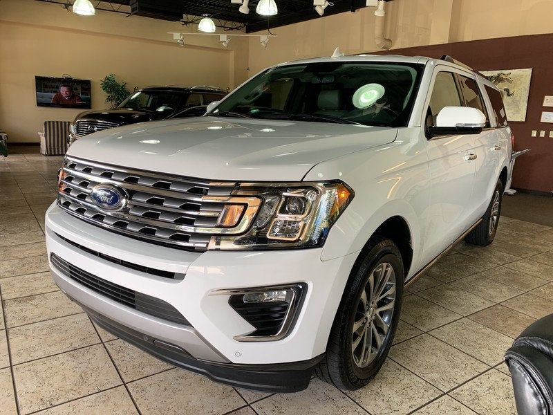2018 Ford Expedition Max Limited 4x2 - 19455541 - 61