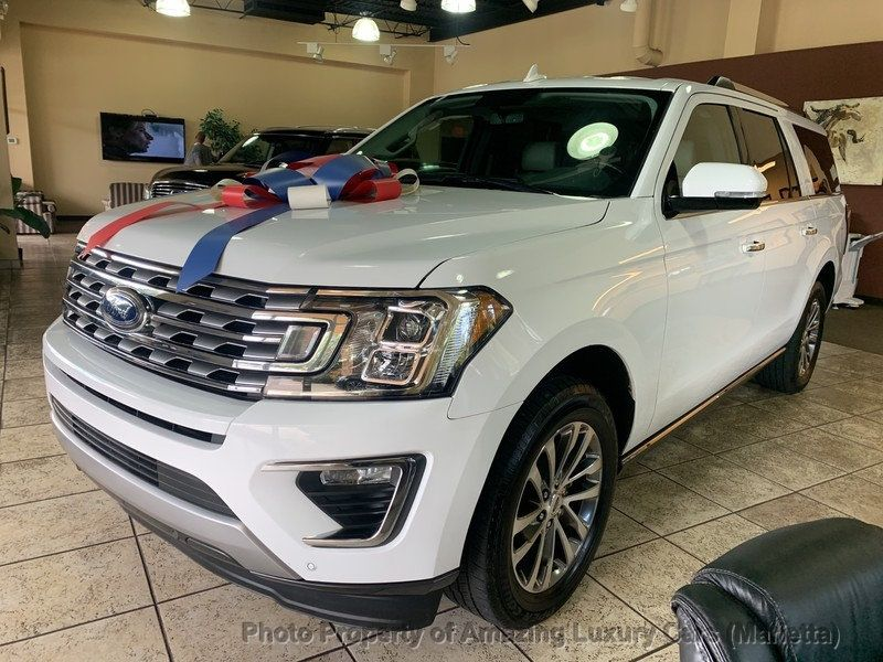 2018 Ford Expedition Max Limited 4x2 - 19577978 - 4