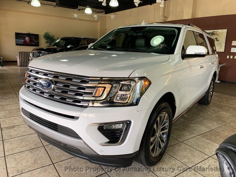 2018 Ford Expedition Max Limited 4x2 - 19577978 - 61