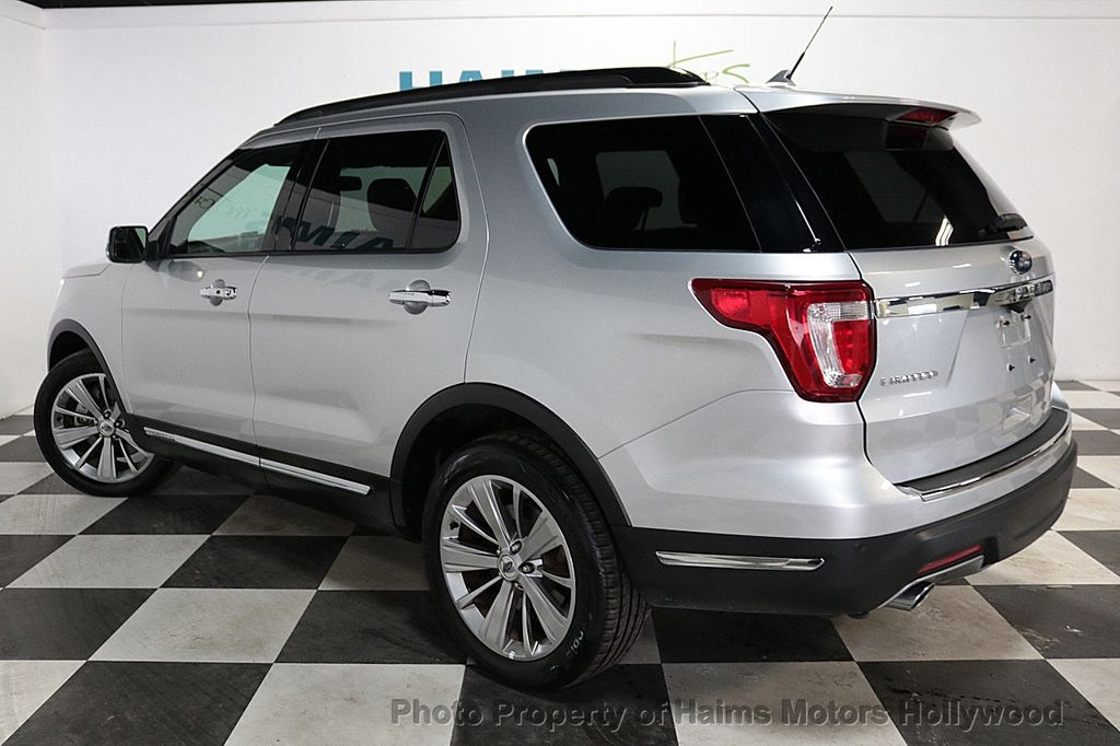 2018 Ford Explorer DUAL ROOF - 18315717 - 5