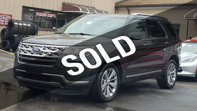 Ford Explorer Limited >> 2018 Used Ford Explorer Limited 4wd W Navigation At Saw Mill Auto Serving Yonkers Bronx New Rochelle Ny Iid 18253160