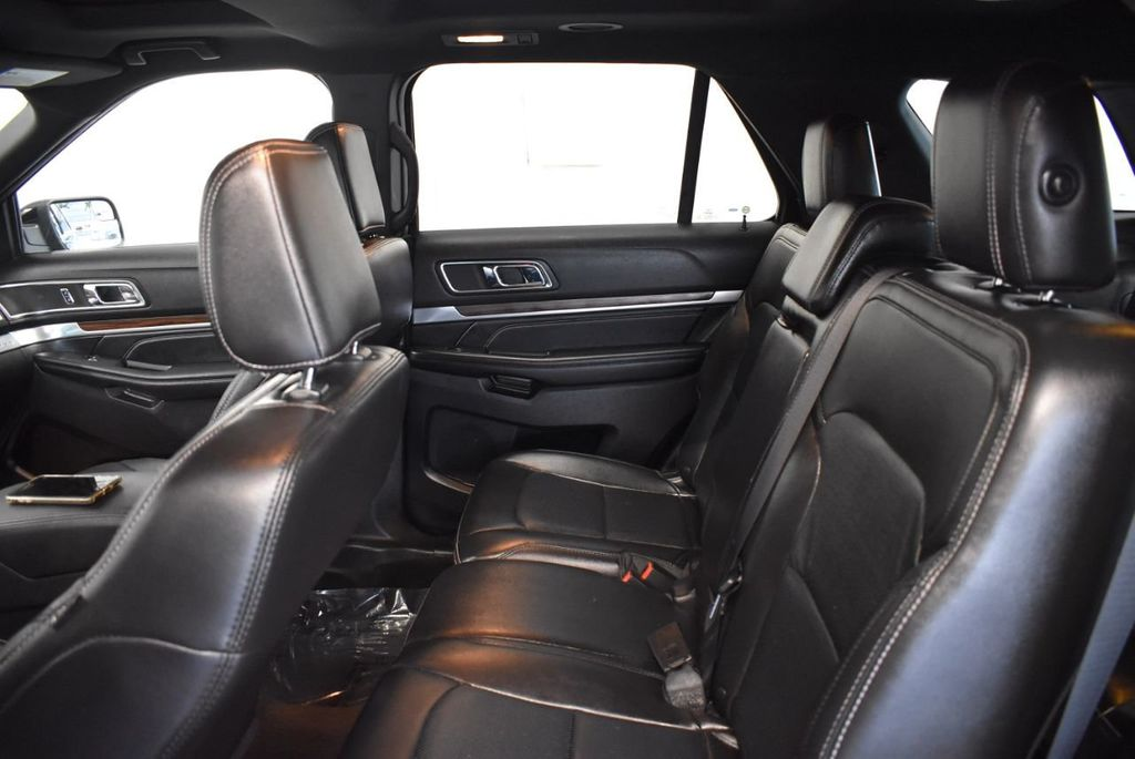 2018 Ford Explorer Limited FWD - 18246521 - 10