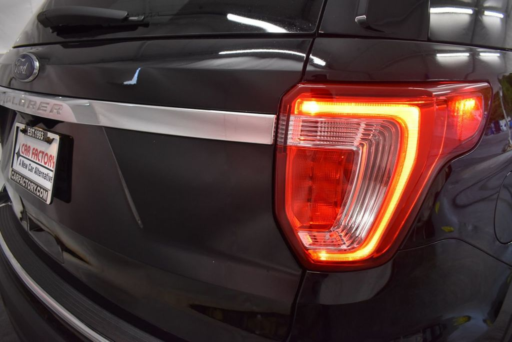 2018 Ford Explorer Limited FWD - 18246521 - 1