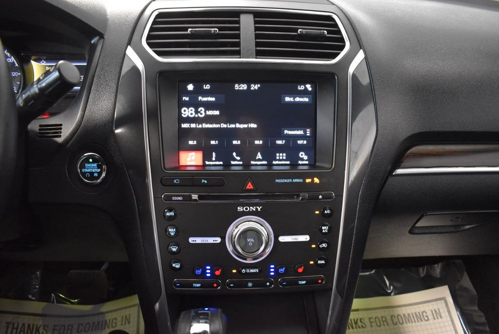 2018 Ford Explorer Limited FWD - 18246521 - 19