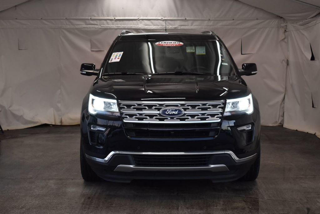2018 Ford Explorer Limited FWD - 18246521 - 2