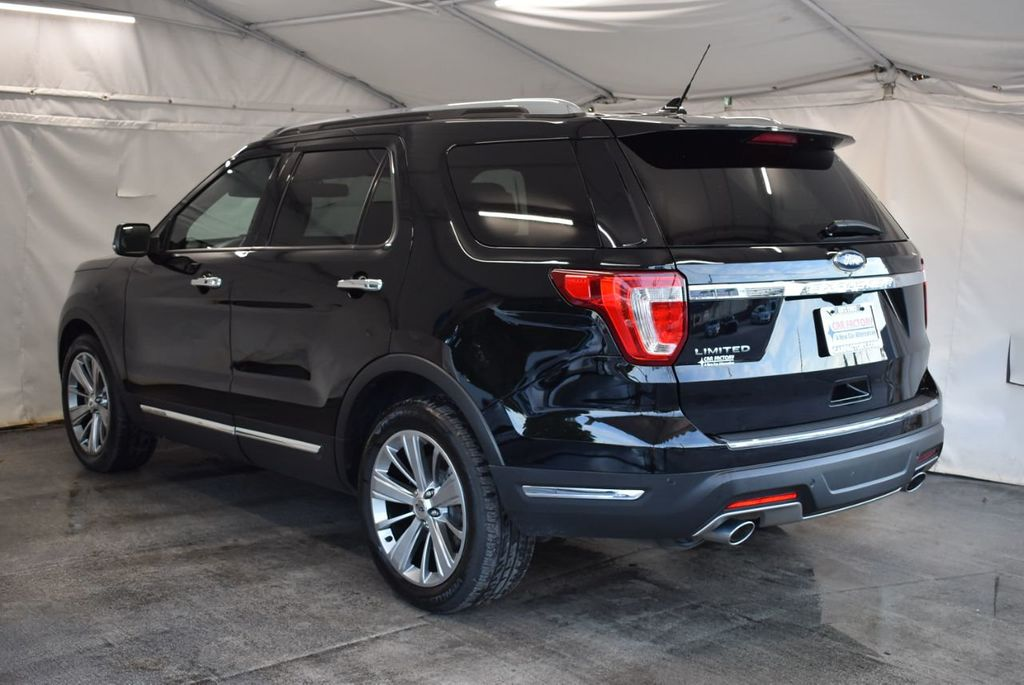 2018 Ford Explorer Limited FWD - 18246521 - 3