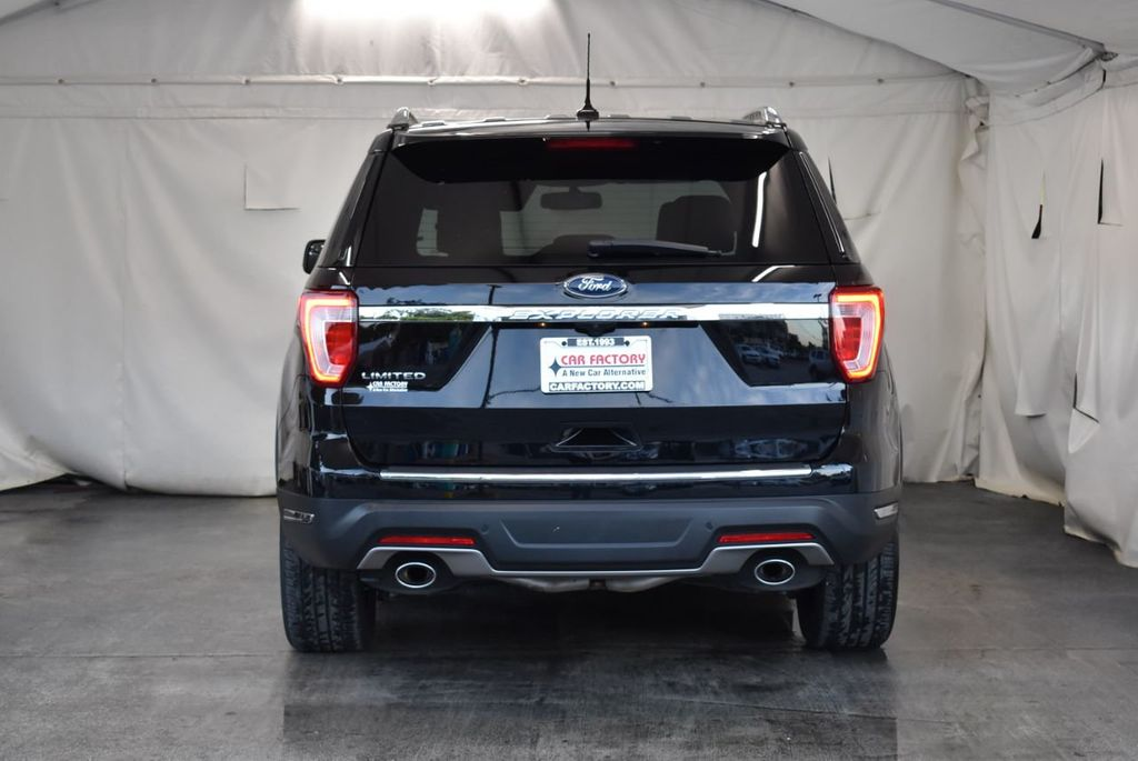 2018 Ford Explorer Limited FWD - 18246521 - 5