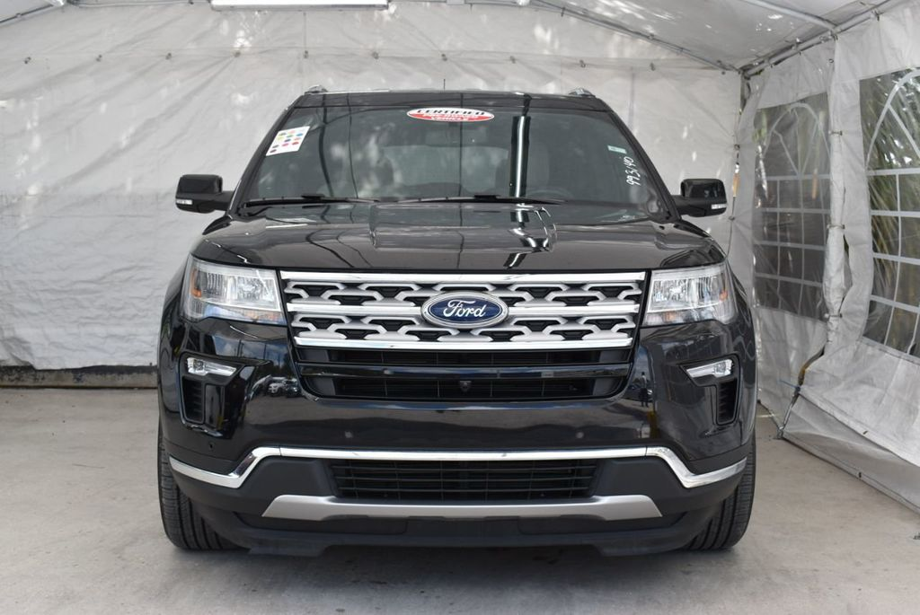 2018 Ford Explorer Limited FWD - 18712659 - 2