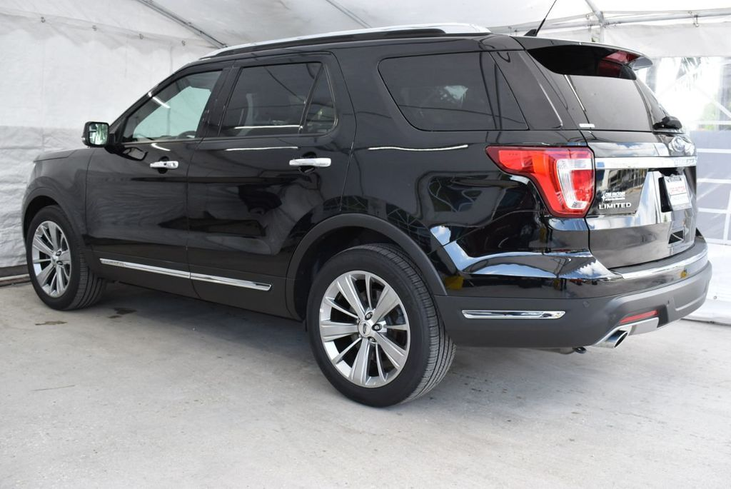 2018 Ford Explorer Limited FWD - 18712659 - 3